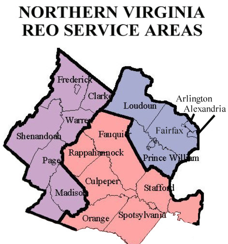 Northern Virginia Reo Foreclosure Specialist Buyer Agency